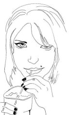 look i drew you_0026